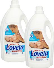 Lovela Sensitive 2x5 l, 2x50 praní