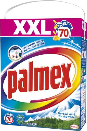 Palmex pralni prašek Box, 5,25 kg, 70 pranj
