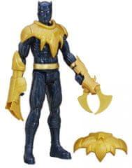 Avengers 30cm figúrka s výstrojou - Black Panther