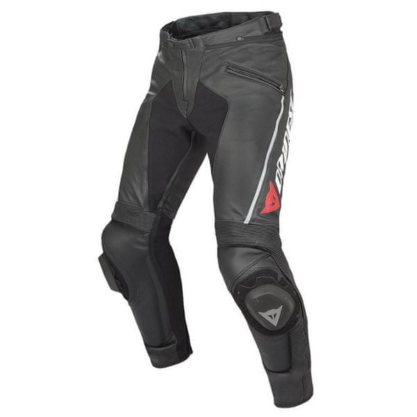Dainese kalhoty DELTA PRO C2 PELLE vel.46 černá/černá, kůže