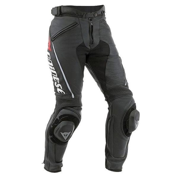 Dainese kalhoty dámské DELTA PRO C2 PELLE LADY vel.40 černá, kůže
