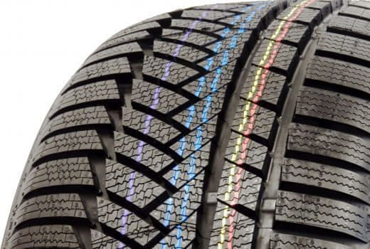 Continental WinterContact TS850P SSR * MO Extended 225/55 R17 H97
