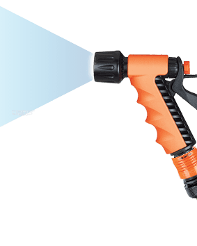 Claber razpršilna pištola za vodo Ergo, začetni komplet (8551)