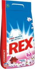 Rex pralni prašek Action Japanese Garden,4,5 kg, 60 pranj