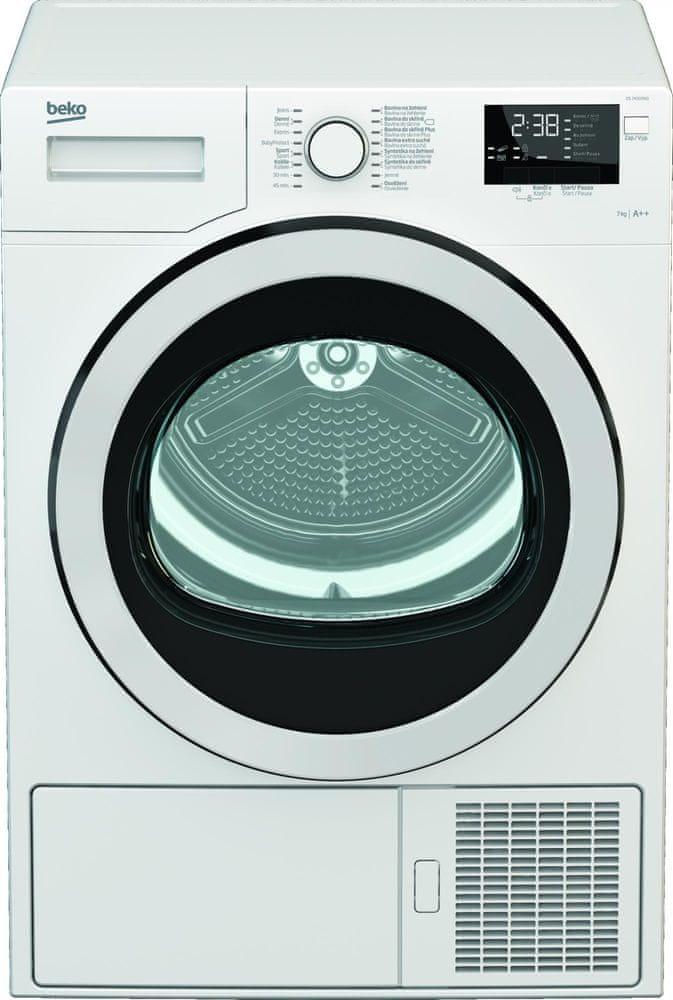 Beko sušička prádla DS 7433 CS RX