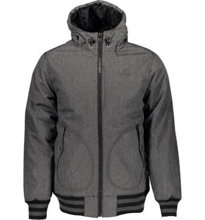 Vans jakna M Rutherford II, moška, siva, XL