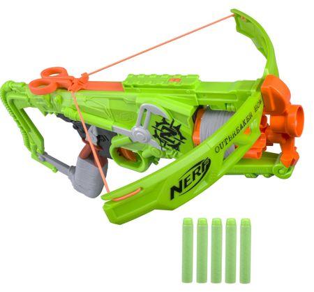 Nerf Zombie Strike samostrel Outbreaker