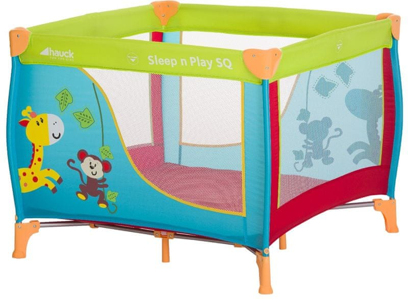 Hauck Hauck Sleep n Play SQ 2017, jungle fun