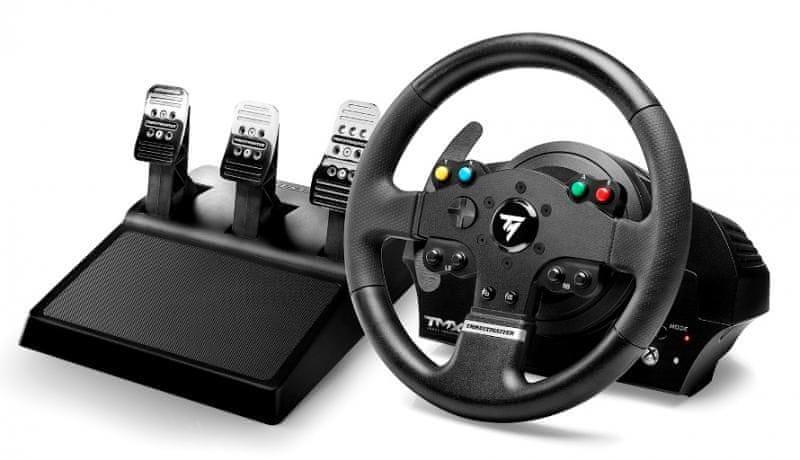 Thrustmaster sada volantu a pedálů TMX PRO (4460143)