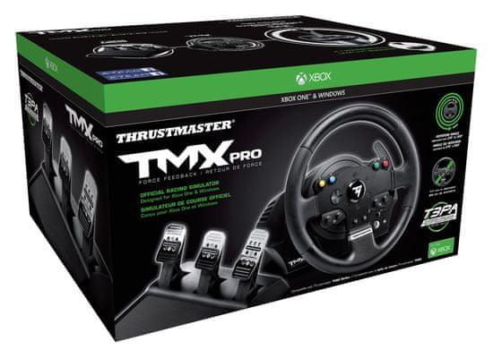 Thrustmaster sada volantu a pedálov TMX PRO (4460143)
