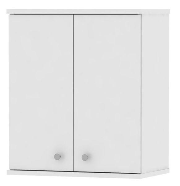 SIMONA, skříňka horní SI08, bílá
