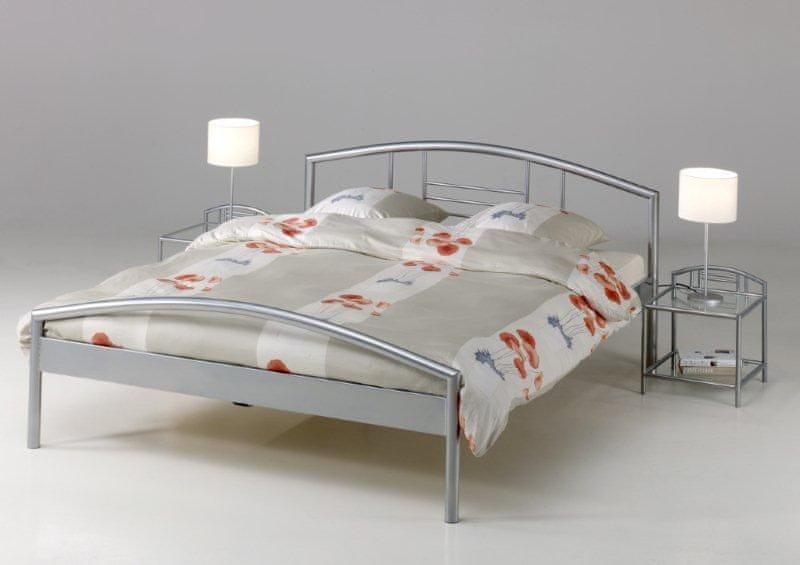 PARIS, kovová postel, 200x160 cm