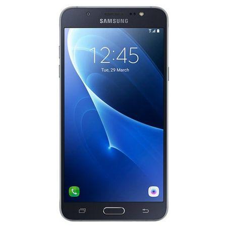 SAMSUNG Galaxy J7 (2016) Dual sim, Fekete