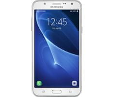 SAMSUNG Galaxy J7 (2016) Dual sim, Fehér II.osztály