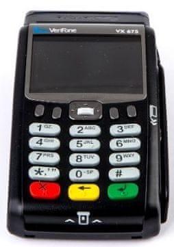 FiskalPRO 675 WiFi, Bluetooth, baterie, Basic (M265-783-C6-EUF-3BASIC )