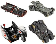 Hot Wheels Prémiové auto Batman