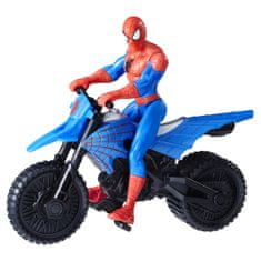 Spiderman 15 cm figúrka s vozidlom Spider-Man