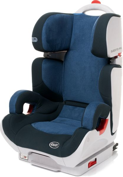 4Baby Autosedačka Questo-FIX, Navy Blue