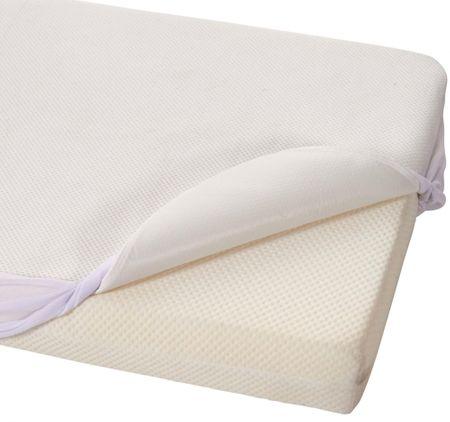Candide Ochraniacz na materac Air+ 60x120 cm, biały