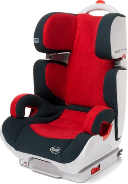 4Baby Autosedačka Questo-FIX, Navy Red