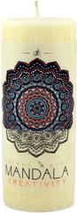 JCandles svíčka Mandala Creativity