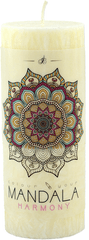 JCandles sviečka Mandala Harmony