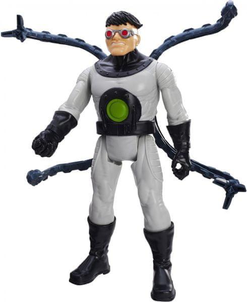 Spiderman Hrdinská figurka s výstrojí Doc Ock