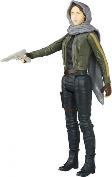 Star Wars R1 hrdinská figurka - Sergant Jyn Erso Jedha