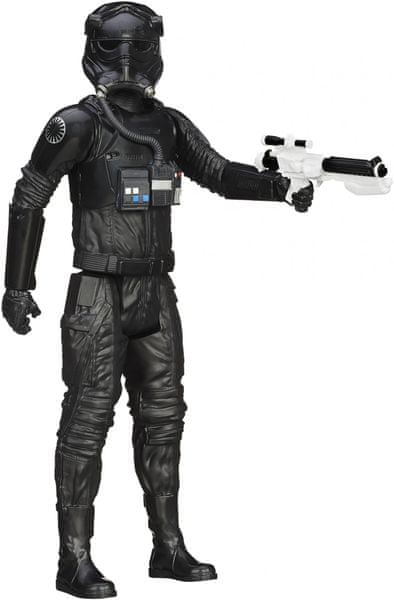 Star Wars R1 hrdinská figurka - Imperiel Death Trooper