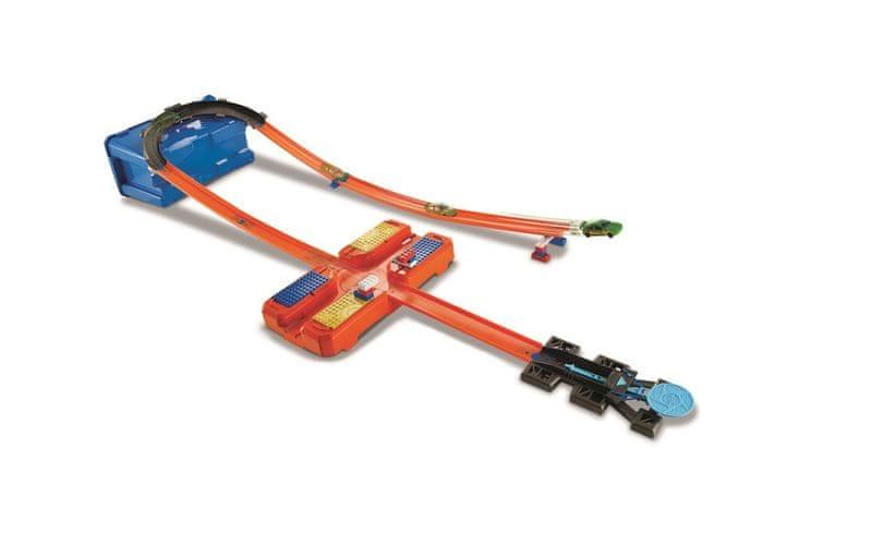 Hot Wheels Track builder základní sada