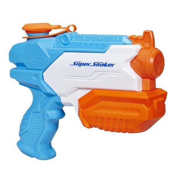 Nerf Vodní pistole Microburst II světlá modrá