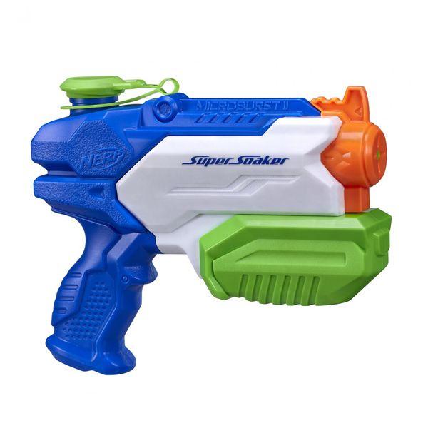 Nerf Vodní pistole Microburst II tmavá modrá
