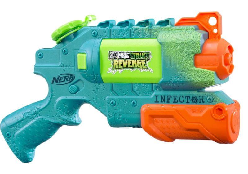 Nerf Vodní pistole Zombie Strike Infector