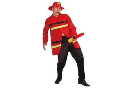 Unikatoy kostum gasilca za odrasle (24578)