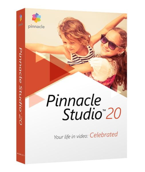 Pinnacle Systems Pinnacle Studio 20 Standard ML (PNST20STMLEU)