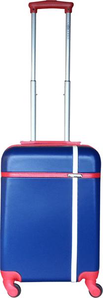 Leonardo Palubní kufr Nautilus modrý