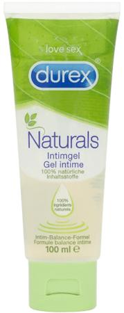 Durex intimni gel Naturals, 100 ml