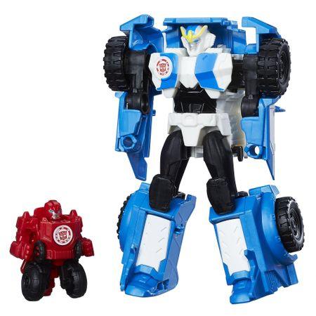 Transformers RID Kombinator set Strongarm
