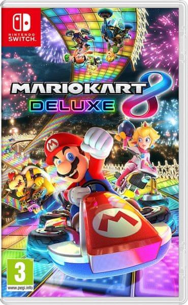 Nintendo Mario Kart 8 Deluxe / Switch
