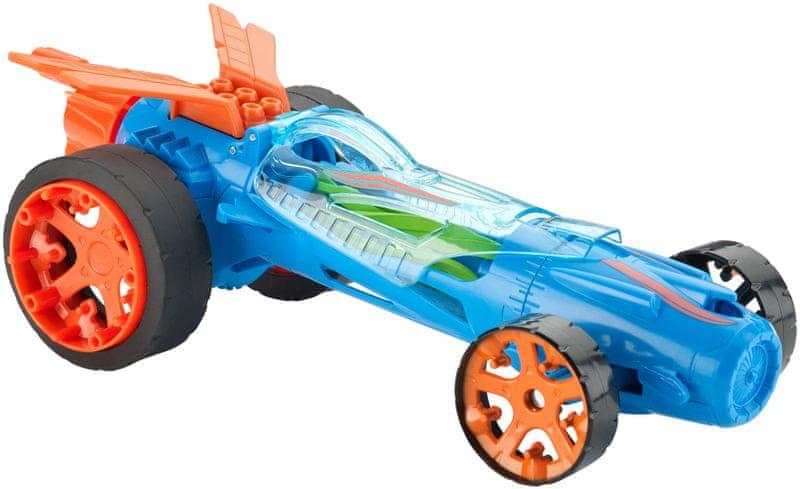 Hot Wheels Speed Winders Tornádo modré