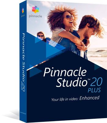 Pinnacle Systems Pinnacle Studio 20 Plus ML (PNST20PLMLEU)