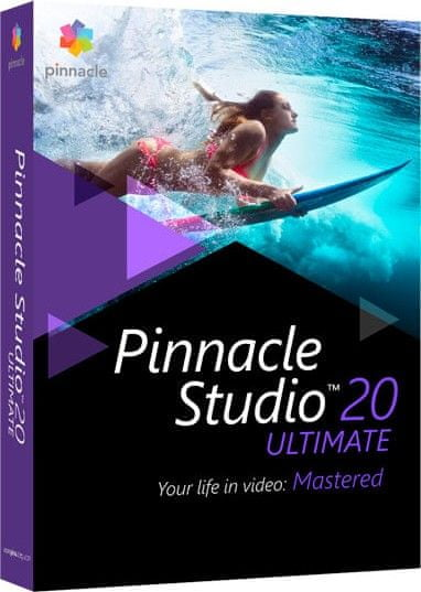 Pinnacle Systems Pinnacle Studio 20 Ultimate ML (PNST20ULMLEU)