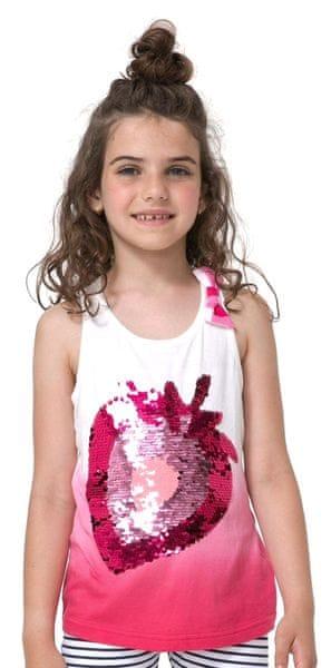 Desigual dívčí tílko Whitehorse 152 vícebarevná