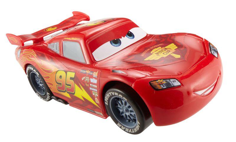 Cars Natahovací autíčko Blesk McQueen