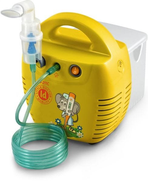 Little Doctor LD-211C žlutý