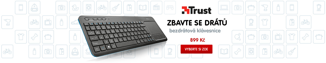 Trust Veza Touchpad Wireless