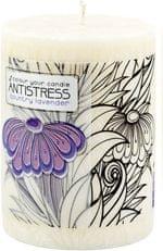 JCandles svíčka Antistress Country Lavender