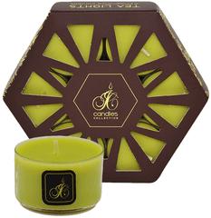 JCandles Čajové sviečky Lemon Balm 7 ks