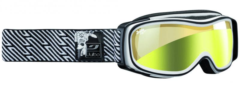 Julbo Eclipse Zebra light white/black