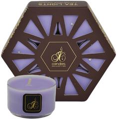 JCandles Čajové sviečky Baby Cotton 7 ks